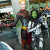Adam Warlock and Gamora
