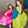 Anastasia Tremaine and Drizella Tremaine