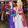 Princess Hilda and Princess Zelda