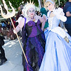 Ursula and Cinderella