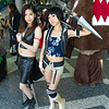 Tifa Lockhart and Yuffie Kisaragi