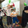 Burglar, Sims, and Grim Reaper