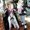 Princess Zelda and Sheik