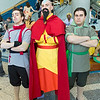 Mako, Tenzin, and Bolin