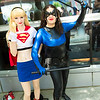 Supergirl and Nightwing