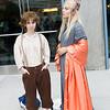 Bilbo Baggins and Thranduil