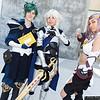 Yukimura, Corrin, and Orochi