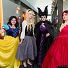 Snow White, Briar Rose, Maleficent, and Dark Phoenix