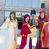 Elincia, Sanaki, and Levail