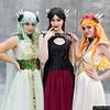 Rhaegal, Drogon, and Viserion