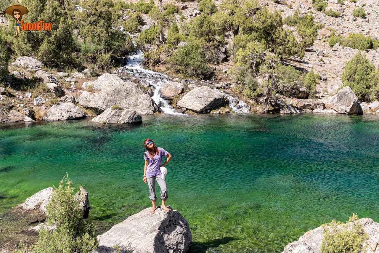 The Lakes Loop Trek; Fann Moutains ภูเขาแฟนน์ Tajikistan ทาจิกิสถาน