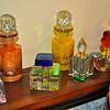 Perfume bottles at Apothecary.