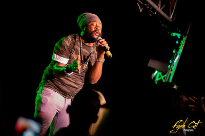 Fantan Mojah Live at En Arena | Stockholm, Sweden | 24th July 2015