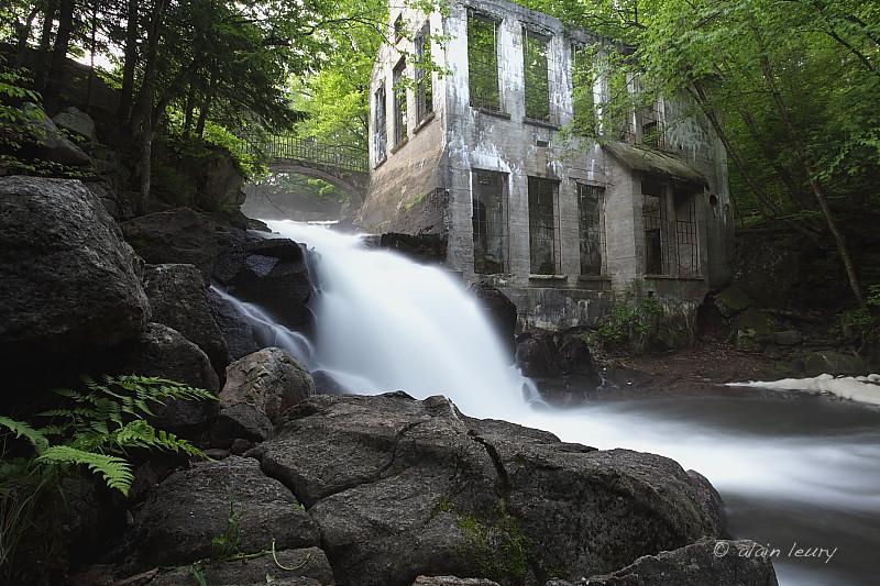 Wilson Carbide Mill, Parc de la Gatineau