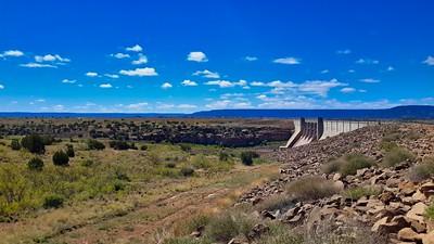 Lake Conchas Dam