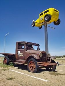 Santa Rossa Auto Museum