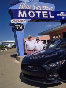Blue Swallo Motel