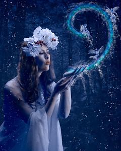 Breath of the Snow Fairies