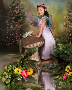 Fantasy Fairy Portraits