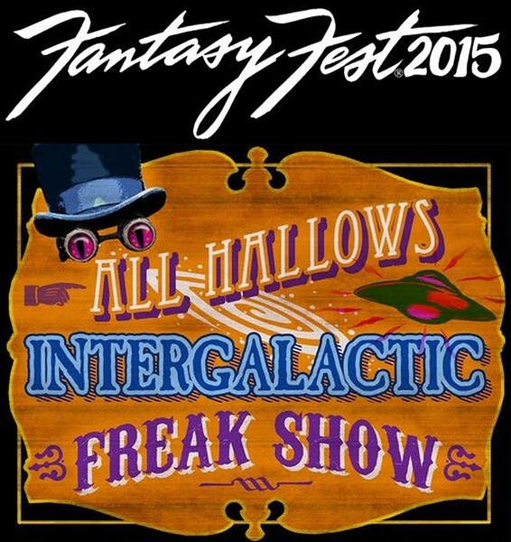 Fantasy Fest 2015