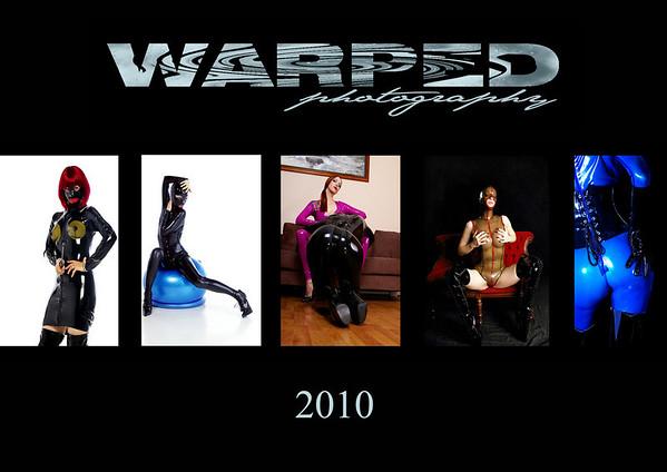 2010 Warped Photography Calendar