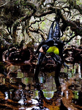 The Hatchling in Goblin Swamp