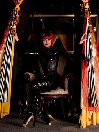 Mistress Tokyo at The Voodoo Lounge