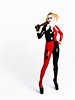 Harly Quinn Cosplay catsuit made for Lady Jaded.