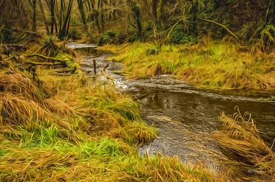 Rivers run through it