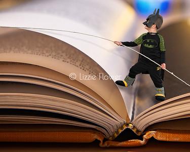 Ryker Book Climb