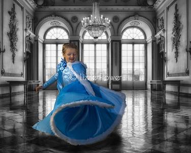 Ballroom Princess