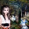 Amanda Dark Fairy world