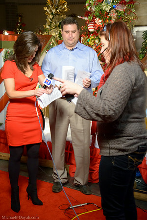 Beth Haynes, Russell Biven, Erin Donovan