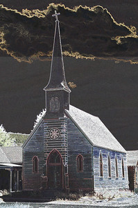 Leadville church