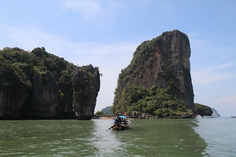 Phuket, Thailand  Phang-Nga Bay