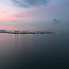 Penang, Malaysia sunrise