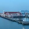 Cruise port terminal Penang, Malaysia