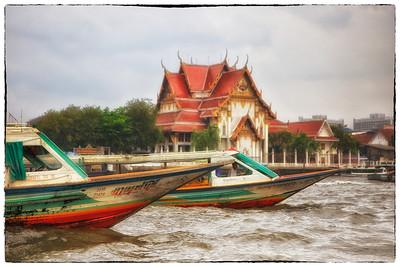 Bangkok boats and beyond