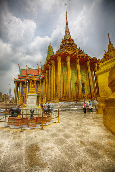 Royal Palace|20130411|06-39-55|IMG_4935|©derekrigler2013_HDR