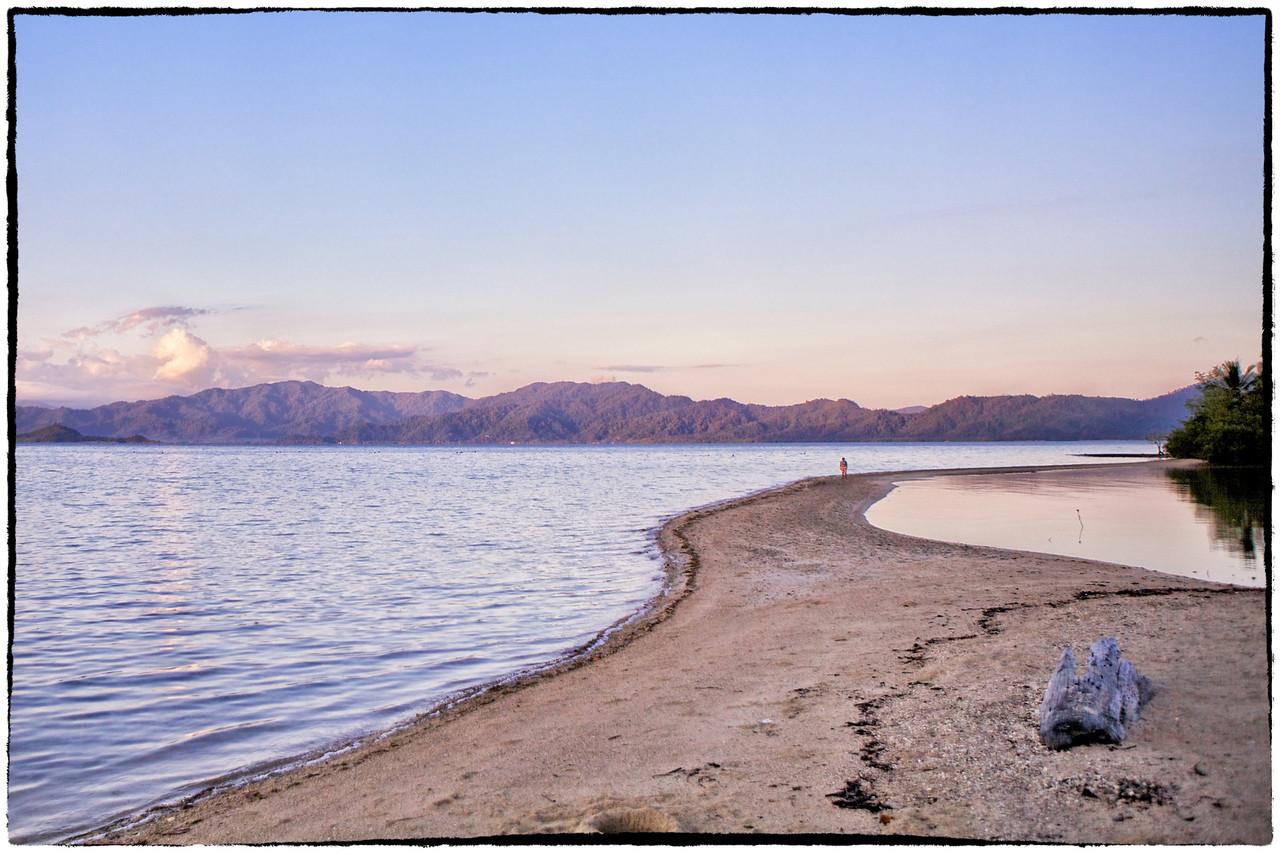 Sandbar at dawn 2