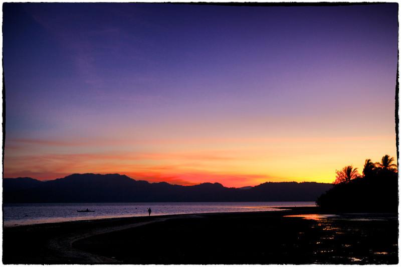 Sunset stroller