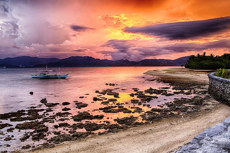 Capsalay sunset