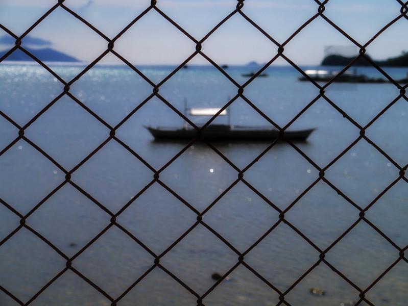 San Vicente fence