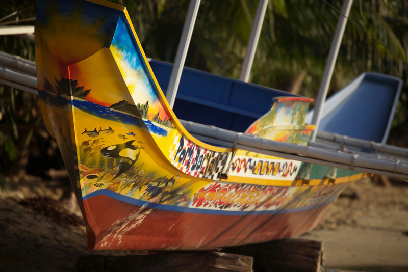 Colourful hull