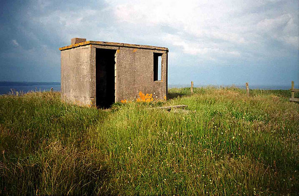 Pillbox; Ardmore, Ireland