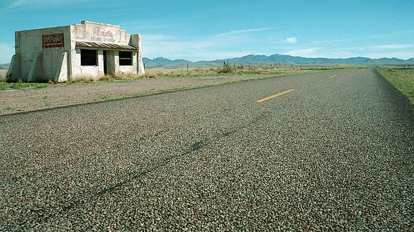<center>Highway 90, Texas