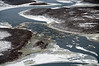 Seal-River-rapids-from-air, Manitoba