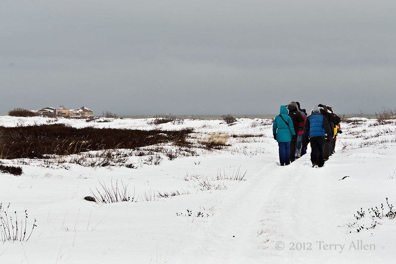 Photographers-1, Seal River Lodge, Manitoba