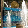 Symbolic fountain