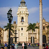 Lima central square